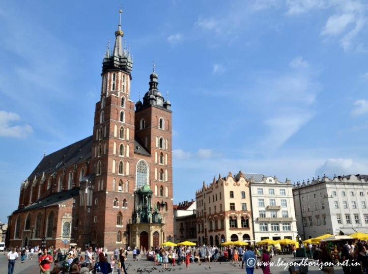 Krakow_St Mary's Basilica