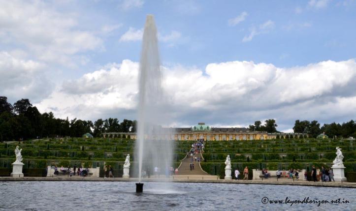 Potsdam_Sanssouci Palace