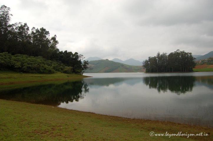 Lake Emerald : first look