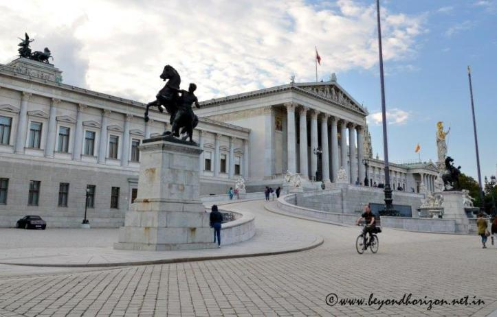 Vienna_Austrian Parliament