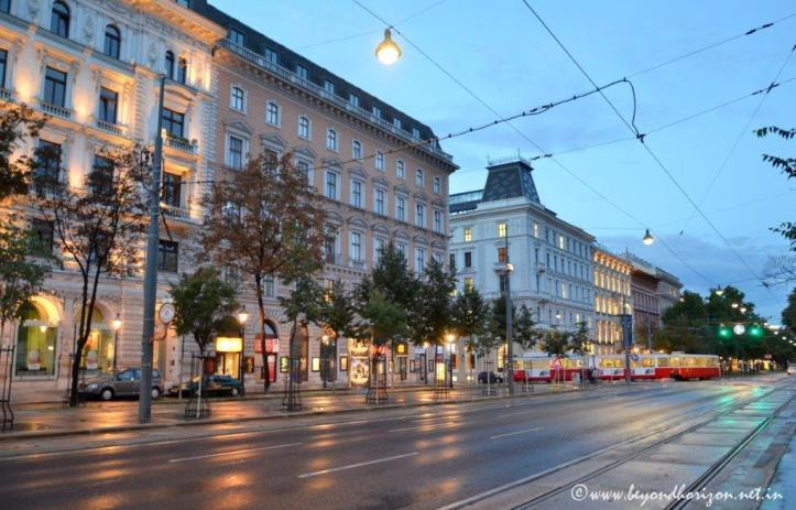 Vienna Ringstrasse-1